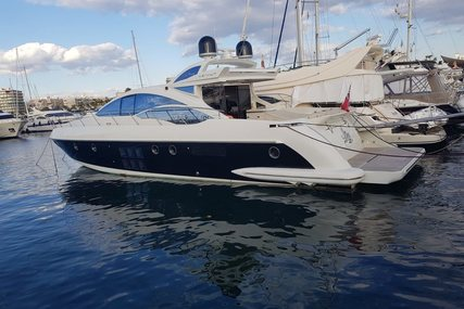 Azimut Yatchs 65S for sale in Spain for €495,000 (£452,195)