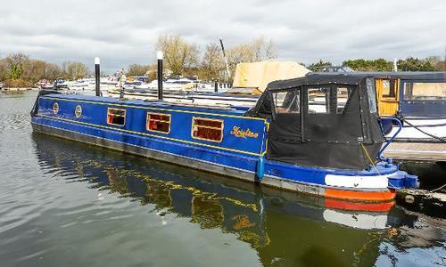 Image of Narrowboat 58' Heritage Boats for sale in United Kingdom for £69,950 Walton-on-Thames, United Kingdom