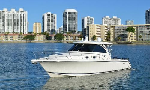 Image of Pursuit OS 385 Offshore for sale in United States of America for $345,000 (£262,288) Miami, FL, United States of America