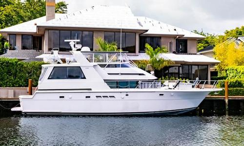 Image of Hatteras CPMY for sale in United States of America for $175,000 (£133,608) Fort Lauderdale, FL, United States of America