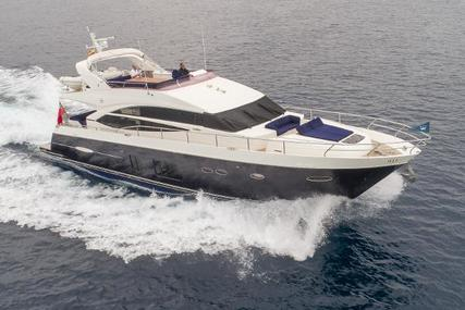 Princess 72 for sale in Spain for £1,250,000