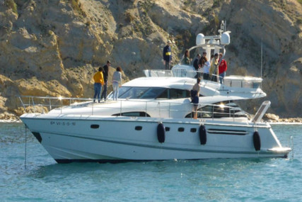 Fairline Squadron 58 for charter in Spain from €22,450 / week