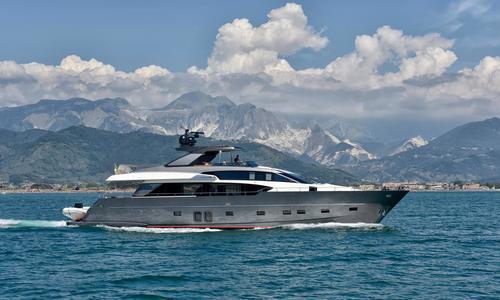 Image of Sanlorenzo SL86 #668 for sale in Netherlands for €4,800,000 (£4,322,883) Netherlands