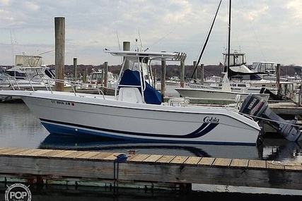 Cobia 244CC for sale in United States of America for $25,650 (£20,910)