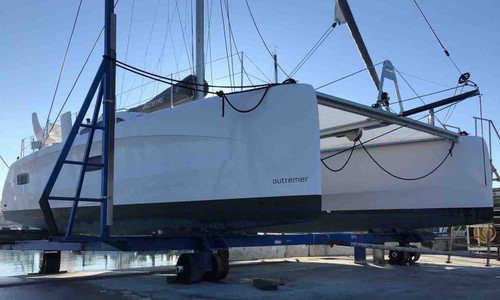 Image of Outremer (FR) Outremer 45 for sale in  for €660,000 (£578,582) Mittelmeer ab Ende April 2020,