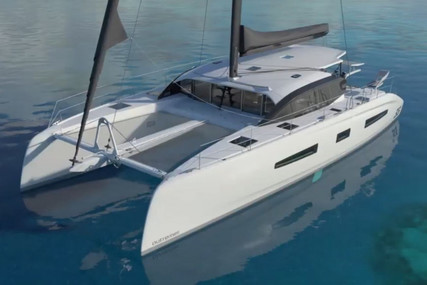 Outremer (FR) 55 for sale in France for €1,365,000 (£1,246,963)