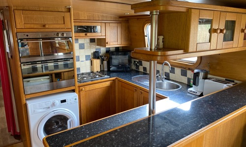 Image of Carefree Cruising s.r.o. 60 Wide Beam for sale in United Kingdom for £79,950 Cambridgeshire, United Kingdom