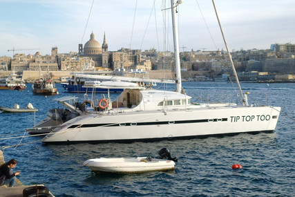 Lagoon 570 for sale in Malta for €590,000 (£531,445)