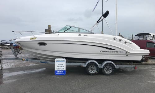Image of Chaparral Ssi widetech 225 for sale in United Kingdom for £37,995 United Kingdom