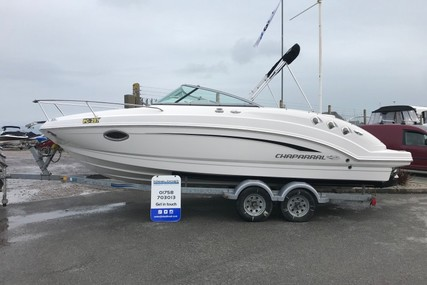 Chaparral Ssi widetech 225 for sale in United Kingdom for £37,995