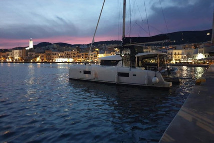 Lagoon 42 for charter in Greece from €3,450 / week
