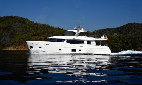 Image of Cantiere delle Marche Nauta Air 86 for sale in France for €3,950,000 (£3,570,041) Antibes, France