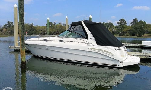 Image of Sea Ray 340 Sundancer for sale in United States of America for $56,500 (£45,770) Wilmington, North Carolina, United States of America