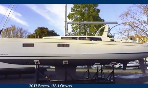 Image of Beneteau 38.1 Oceanis for sale in United States of America for $206,000 (£156,976) Lake City, Minnesota, United States of America