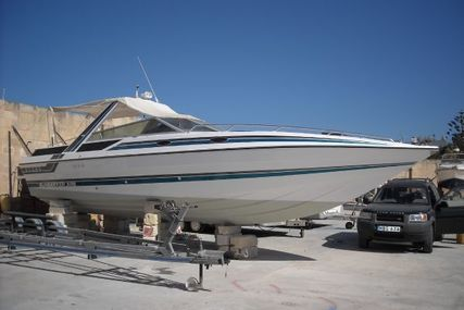 Sunseeker Portofino 34 for sale in Malta for €55,000 (£49,533)