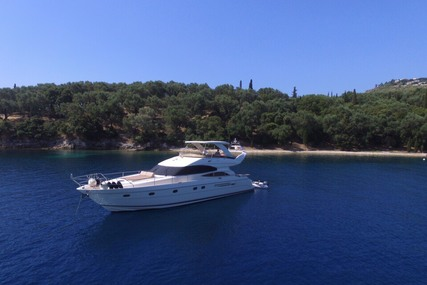 Princess 61 for charter in Greece from €14,210 / week
