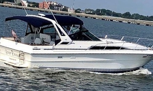 Image of Sea Ray 340 Sundancer for sale in United States of America for $29,900 (£21,690) Baltimore, Maryland, United States of America