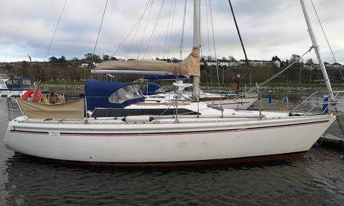 Image of Jeanneau Attalia 32 for sale in Ireland for €19,000 (£17,357) New Ross, Ireland