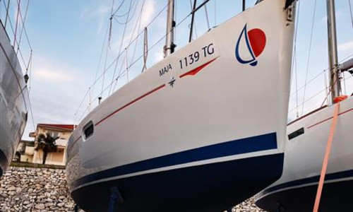 Image of Jeanneau Sun Odyssey 36i for sale in Croatia for €49,000 (£43,908) Marina, , Croatia
