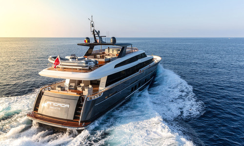 Image of Van Der Valk Raised Pilothouse 32m for sale in United Kingdom for P.O.A. London, United Kingdom