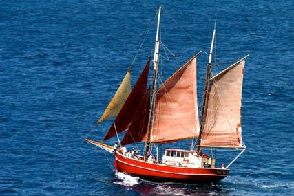 Custom Danish Gaff Ketch Charter Vessel for sale in United Kingdom for £55,000