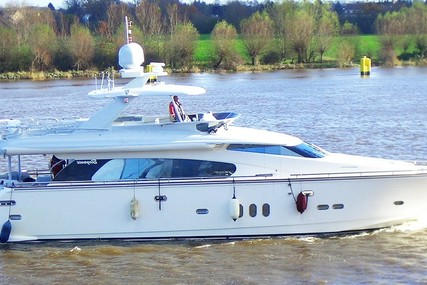 Elegance Yachts 72 for sale in Germany for €1,195,000 (£1,079,504)