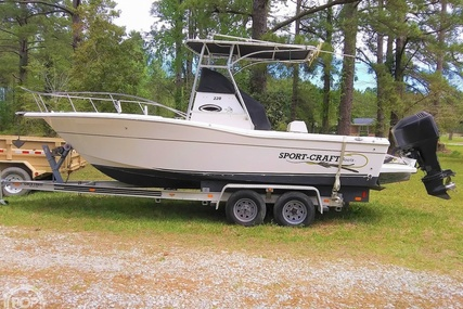 Sportcraft 220 CC for sale in United States of America for $17,750 (£14,184)