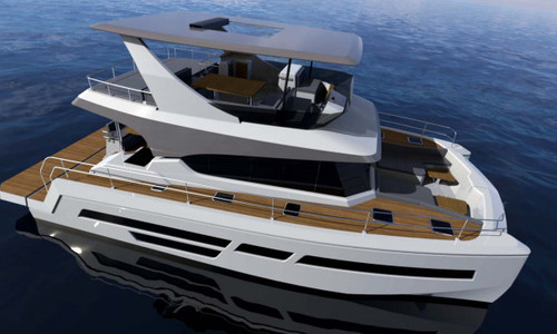 Image of Aventura Catamarans (TN) AVENTURA POWER 14 for sale in Tunisia for €723,000 (£663,370) Tunisia