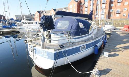 Image of Hallberg-Rassy 352 for sale in United Kingdom for £44,200 Swansea, United Kingdom
