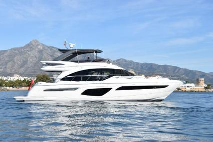 Princess F62 for sale in Spain for £1,770,000