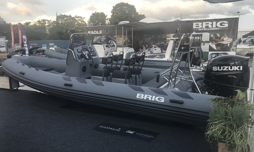 Image of Brig Navigator 730 - New 2020 - ORCA Hypalon for sale in United Kingdom for £49,995 South West, United Kingdom