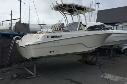Wellcraft 222 Fisherman for sale in France for €89,000 (£79,897)