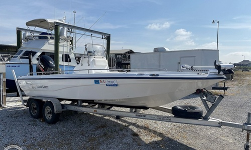 Image of Fish Master 2250 CC Travis Edition for sale in United States of America for $23,750 (£18,635) New Iberia, Louisiana, United States of America