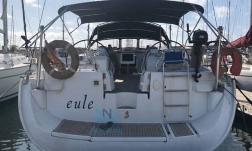 Image of Beneteau Oceanis 523 for sale in Spain for €185,000 (£169,577) Valencia, Spain