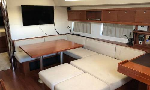 Image of Beneteau Oceanis 55 for sale in Spain for €389,000 (£355,254) Valencia, Spain