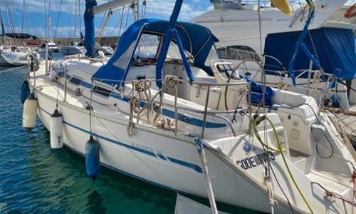 Image of Bavaria Yachts Holiday 38 for sale in Spain for €55,000 (£50,127) Lanzarote, Spain