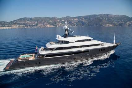 Icon for charter from €500,000 / week