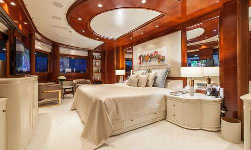 Image of O'MEGA for charter from €550,000 / week ,