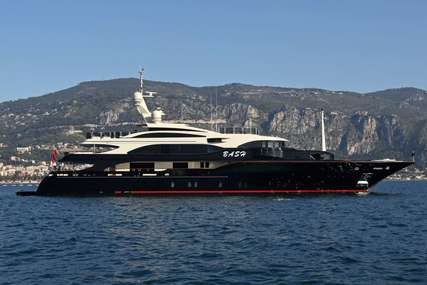 BASH for charter from €250,000 / week