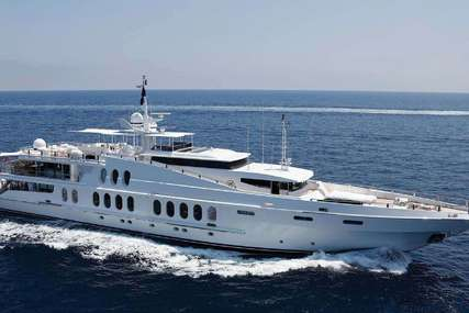 Oceana for charter from €165,000 / week