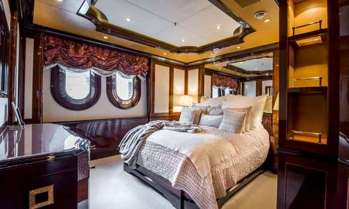 Image of BASH for charter from €250,000 / week ,
