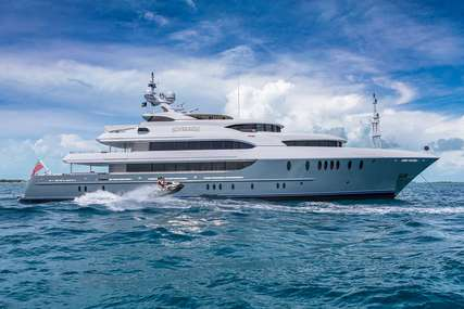 SOVEREIGN for charter from $280,000 / week