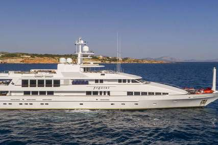 PEGASUS for charter from €200,000 / week