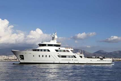 ASPIRE for charter from €220,000 / week