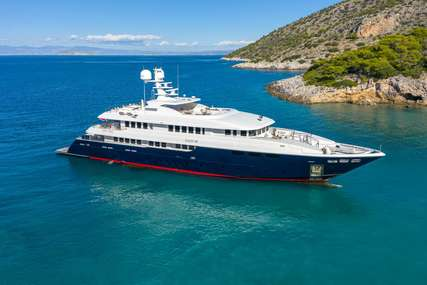 ZALIV III for charter from €195,000 / week