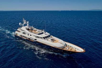 ALEXANDRA for charter from €165,000 / week