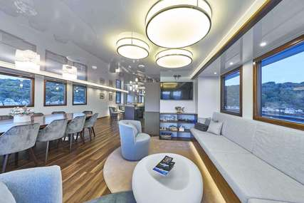 Corsario for charter from €57,000 / week