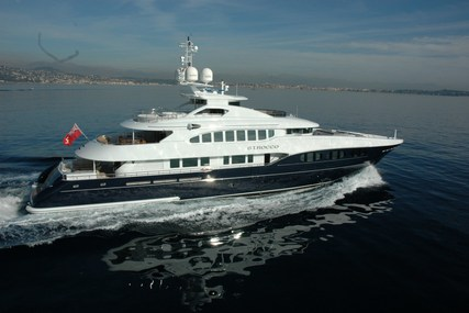 SIROCCO for charter from €180,000 / week