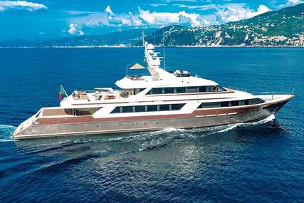 Cloud Atlas for charter from €150,000 / week