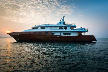 ASHENA for charter from $105,000 / week